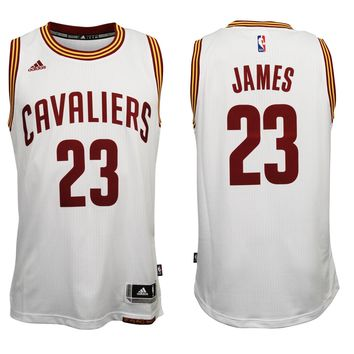 Maillot Lebron James Cleveland Cavalier Swingman Adidas home A61200