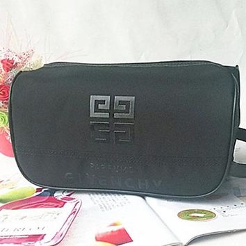 GIVENCHY portable waterproof bag for men and women to receive toiletry bag makeup bag small