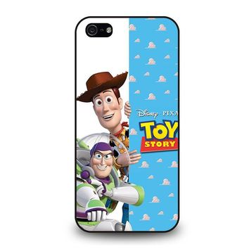 TOY STORY DISNEY iPhone 5 / 5S / SE Case Cover