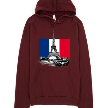 Eiffel Tower American Apperal Sweater