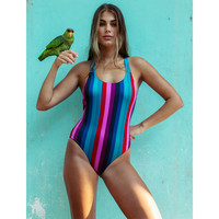 OUT TO SEA ONE PIECE SWIM