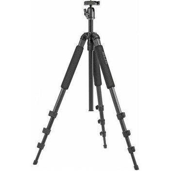 SLIK Sprint Pro II GM Tripod with Ballhead - Supports 4.5 lbs (2kg), Gunmetal (611-849)