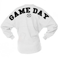 Baseball Game Day Jersey