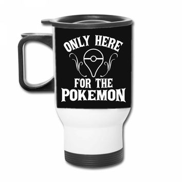 only here for the pokemon Travel Mug
