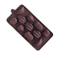 Fruit Shaped Candy Jelly Cake Chocolate Mold