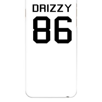 drake drizzy 86 - iphone 6 Plus Case