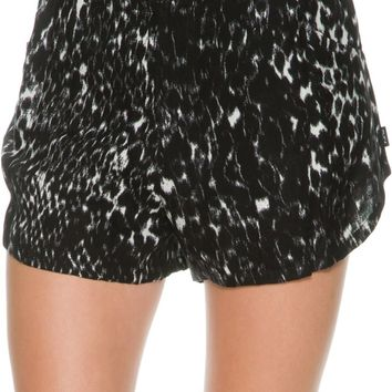RVCA LOWGLOW HIGHWAISTED SHORT