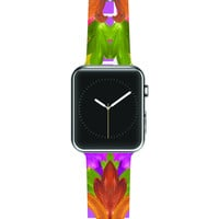 """Aimee St. Hill """"Ornate Pink"""" Apple Watch Strap"""