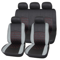Furnistar 9-Piece Car Vehicle Protective Seat Covers CV0241