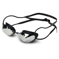 TYR Stealth Racing Mirrored Goggle at SwimOutlet.com