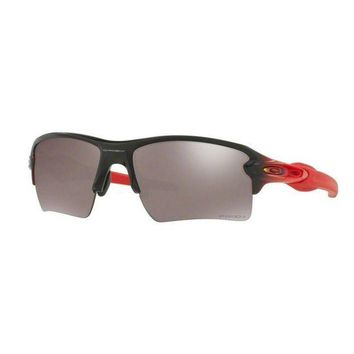 Gotopfashion Oakley Glasses Flak 2.0 XL Ruby Fade/Prizm Black Polarized