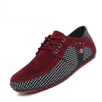 Breathable Two Tone Deck Shoes