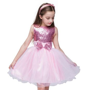 Special Occasion, Wedding, Easter, Bridesmaid For Toddler Teen Girls High quality dress