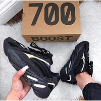 Adidas Yeezy 700 Runner Boost Popular Women Men Casual Sport Running Shoes Sneakers