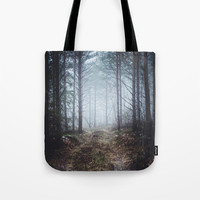 No more roads Tote Bag by happymelvin