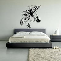 Wall Vinyl Sticker Decals Decor Art Bedroom Kids Design Mural Wall Decal Flower (z240)