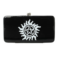 Supernatural Anti-Possession Hinge Wallet