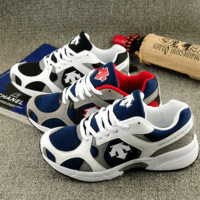 Comfort Hot Deal On Sale Hot Sale Professional Sports Casual Korean Couple Shoes Basketball Jogging Shoes [10788519119]