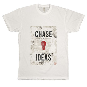 I liked this design on #Fab. Chase Ideas Tee White