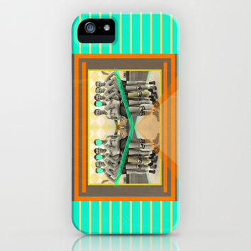Eight years of basketball iPhone & iPod Case by AmDuf