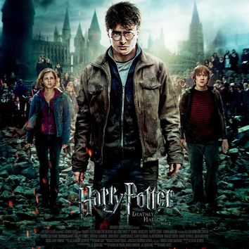 Harry Potter and the Deathly Hallows: (2010) UV Poster 27 x 40 v21