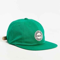 Herschel Supply Co. Glenwood Strapback Hat- Green One