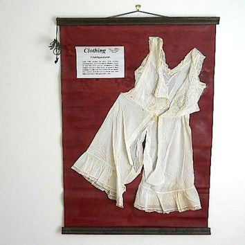 Antique Late 19th Century Undergarments Antique by TheNewtonLabel