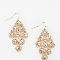 Urban Outfitters - Cortina Chandelier Earring