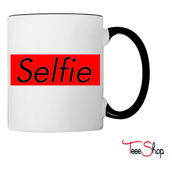 Selfie Coffee & Tea Mug