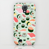 Sushi Love iPhone & iPod Case by Kristin Nohe | Society6