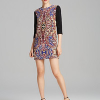 Dress Neo Paisley Printed