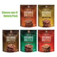 Brownie Brittle BUILD-YOUR-OWN Variety Pack
