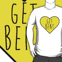 ♡ Get Bent ♡ Yellow by speechlessemily