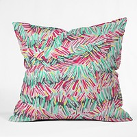 Jacqueline Maldonado March 1 Throw Pillow