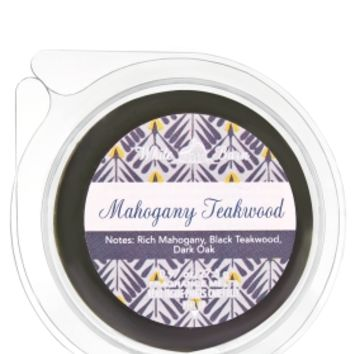 Fragrance Melt Mahogany Teakwood