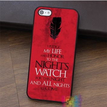 Stark Lannister fashion cell phone case