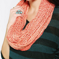 Urban Outfitters - Basketweave Eternity Scarf