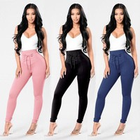 Willow high waist bandage pant