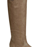 In the Saddle Riding Boots - Beige