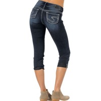 Suki Mid Capri - Capri - Shop by Leg - Jeans - Women