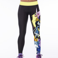 3D Print Gym Yoga Pants [6572583367]