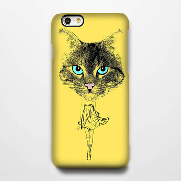 Ms.Cat iPhone 6 Case/Plus/5S/5C/5/4S Protective Case #283