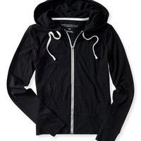 Lightweight Core Full-Zip Hoodie