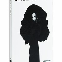 Balenciaga Book By Marie-Andre Jouve | Visual Memoire of the Career of Balenciaga, Famous Fashion Couturier | Assouline