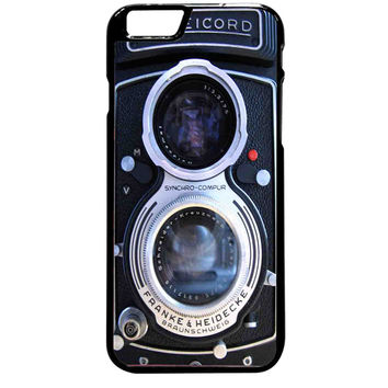 Vintage Camera design For iPhone 6 Plus Case *ST*