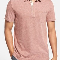 Men's Jeremiah 'End on End' Trim Fit Slub Jersey Polo,