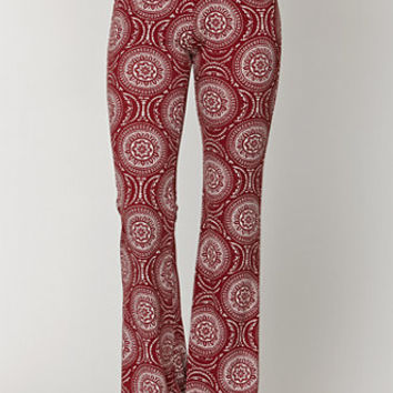 LA Hearts Knit Flare Pants at PacSun.com