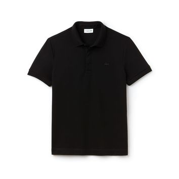 Men's Paris Edition Regular Fit Stretch Piqué Polo
