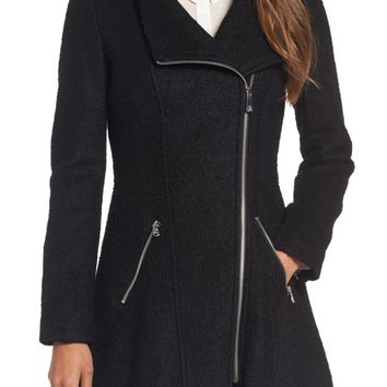 Guess Asymmetrical Coat | Nordstrom