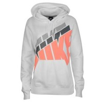 Nike Club Stacked Pullover Hoodie - Women's at Foot Locker